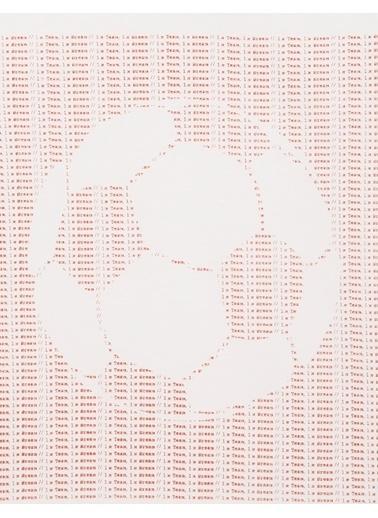 Marks & Spencer Futbol Grafik T-Shirt Beyaz